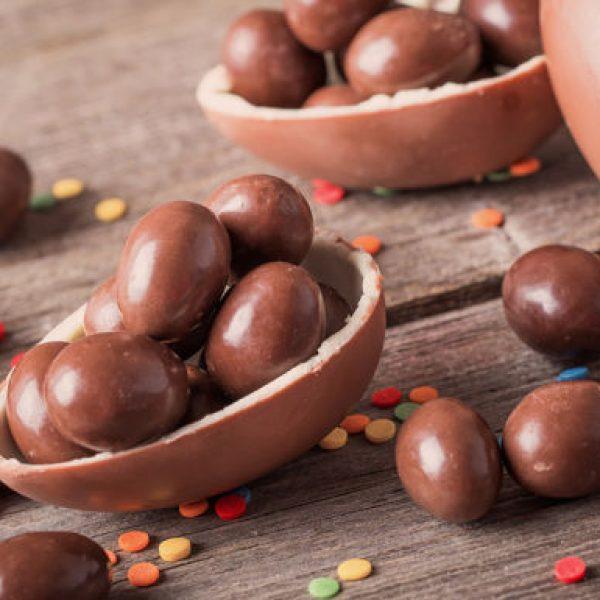 Pasqua 2018, consumeremo 15 milioni di uova di cioccolato