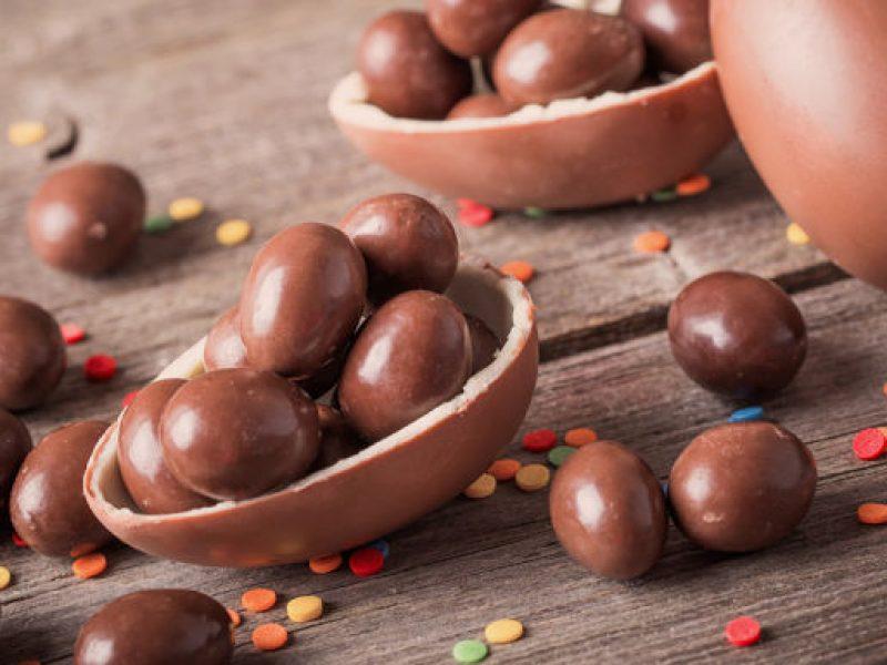 Pasqua 2018, consumo uova di cioccolato Pasqua 2018,uova di pasqua artigianali, prodotti premium in Italia per uova di cioccolato,