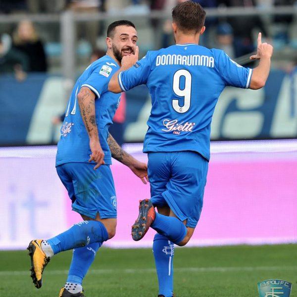 Serie B, i risultati della 36a giornata: l'Empoli vola verso la A. Ok anche il Frosinone