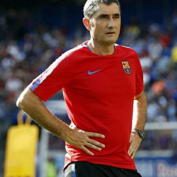 Roma-Barça, parla Valverde: