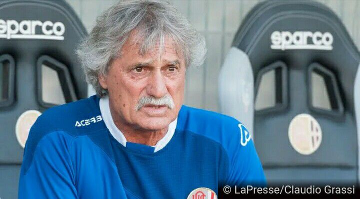 Beppe Pillon nuovo allenatore del Pescara