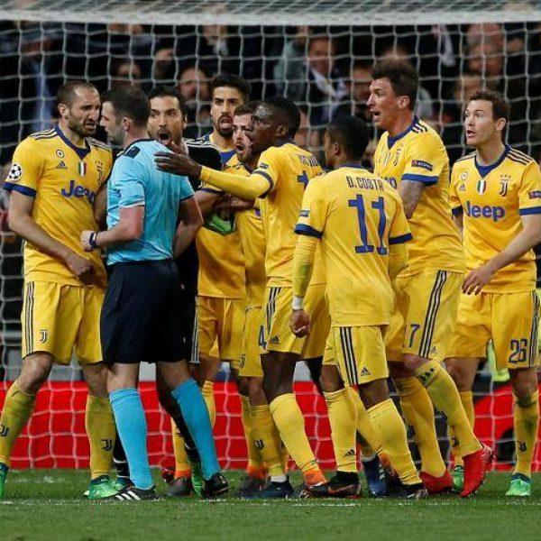 Champions, Chiellini: