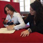 Registrato all'anagrafe di Torino il figlio di due madri