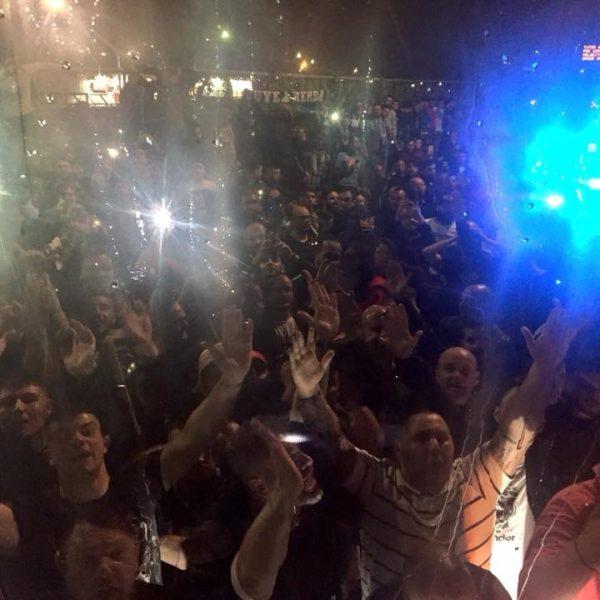 Juve-Napoli, notte di festa per la città partenopea