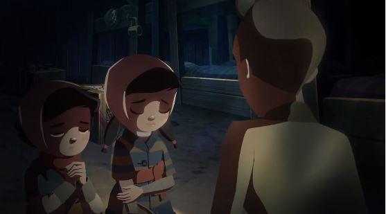 La shoah dei bambini in un cartone animato la storia delle