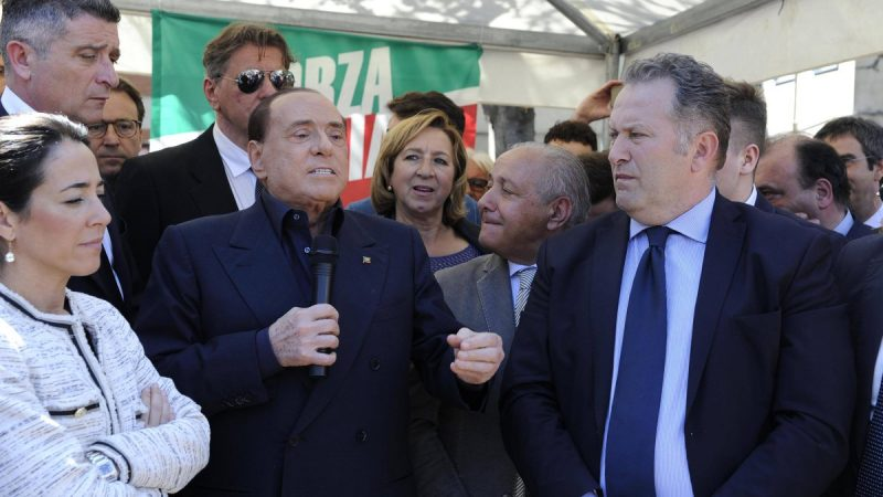 Berlusconi-show in Molise: