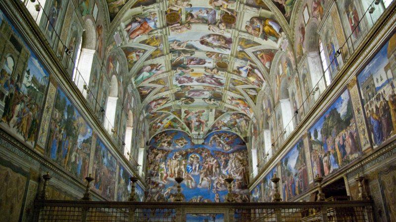 Roma, torna l'apertura notturna dei Musei Vaticani