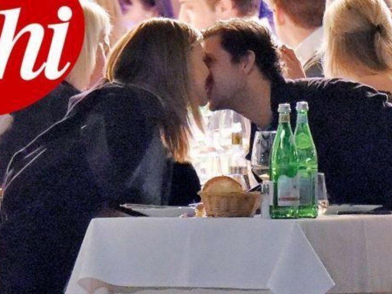 Cristina Chiabotto bacia Marco Roscio, ecco il nuovo amore dopo Fabio Fulco