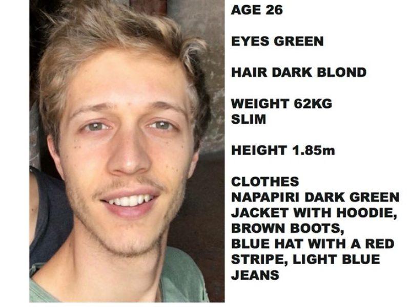 Scomparsa di Maran, appello della sorella: aiutateci