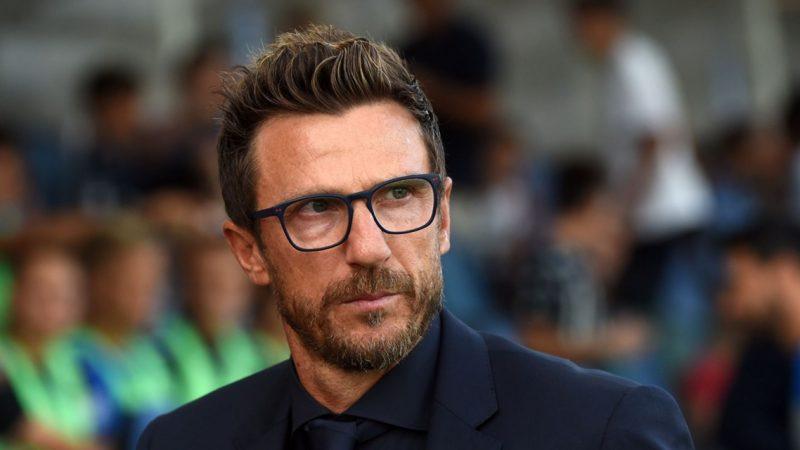 Roma, Di Francesco ha deciso: col Liverpool torna la difesa a 3. Spazio a Under