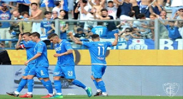 Serie B, l'Empoli pareggia e torna in A
