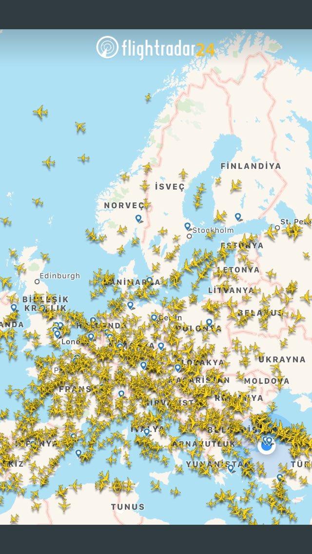 Eurocontrol in tilt, 50% dei voli europei a rischio ritardo