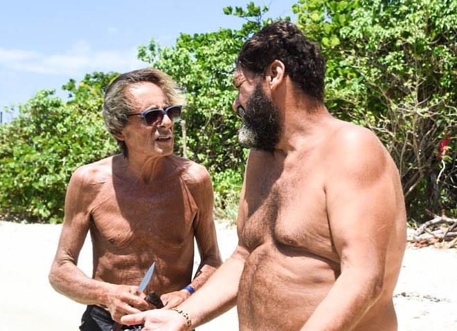 """Franco Terlizzi dopo l'Isola: """"Ho perso 30 kg, mangiavo meno di tutti"""""""