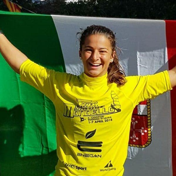 Giorgia Speciale e Nicolò Renna nuovi campioni europei di Techno 293 Plus