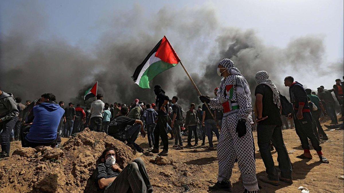 Un nuovo venerdì di sangue nella striscia di Gaza