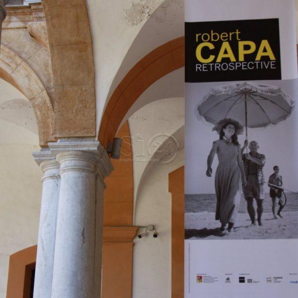 Robert Capa, a Palermo la mostra tra mito e realtà
