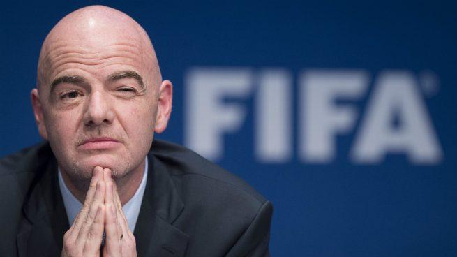"""Rigore Juve, Infantino alla UEFA: """"Var è una priorità"""""""