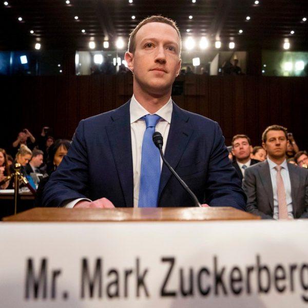 La cronaca delle audizioni: Zuckerberg a Capitol Hill