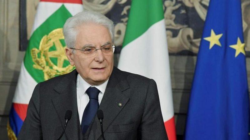 Governo, domani la decisione di Mattarella