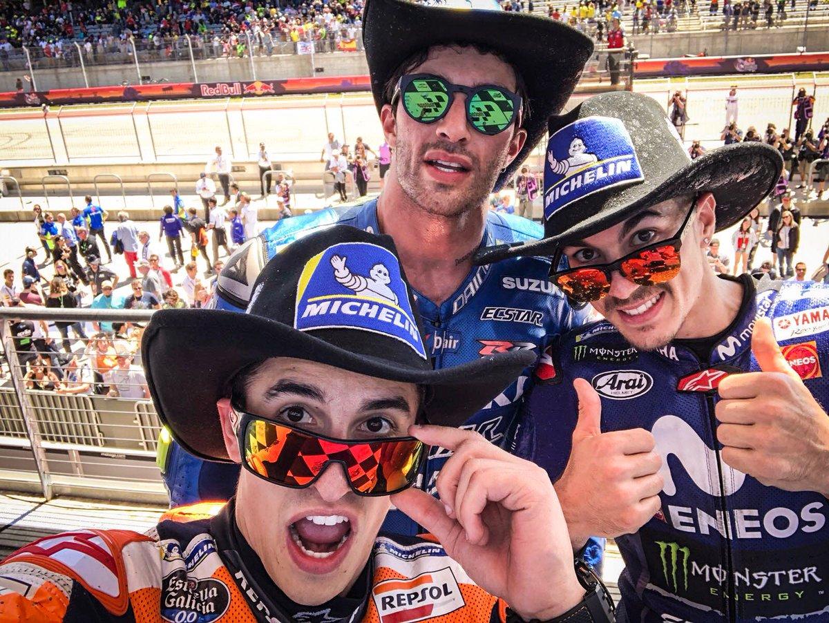Moto GP, Marquez 'Capitan America' brucia il circuito di Austin