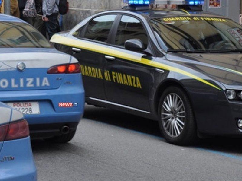 Frodi e riciclaggio: raffica di arresti. Tra i destinatari Pasquale Maietta