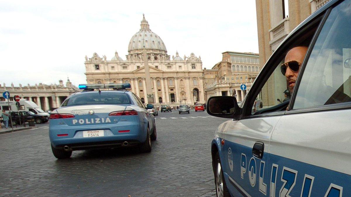 La polizia sventa rapina e sequestro durante Roma-Barça
