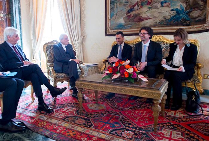 """Consultazioni, Di Maio: """"Propongo il modello tedesco"""""""