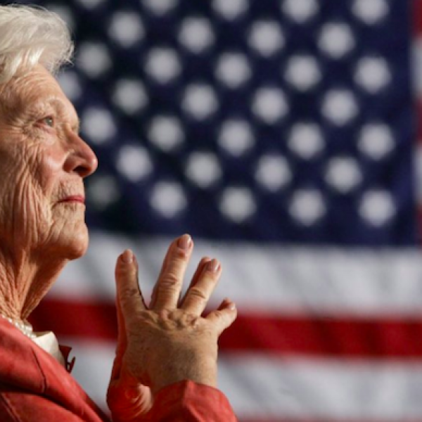 Usa, addio all'ex first lady Barbara Bush