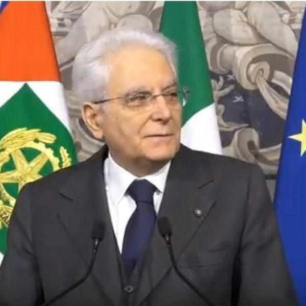 Governo, Mattarella: