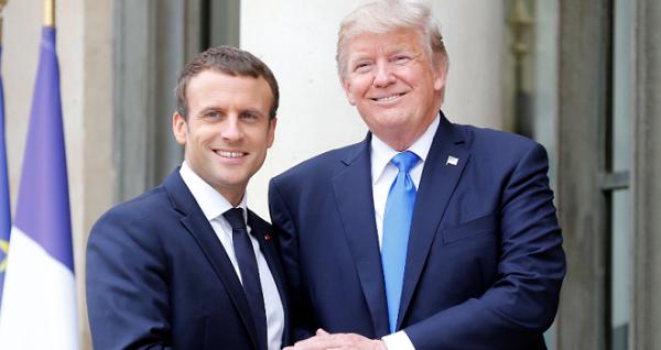 """Siria, Trump risponde a Macron: """"Voglio il rientro delle truppe"""""""