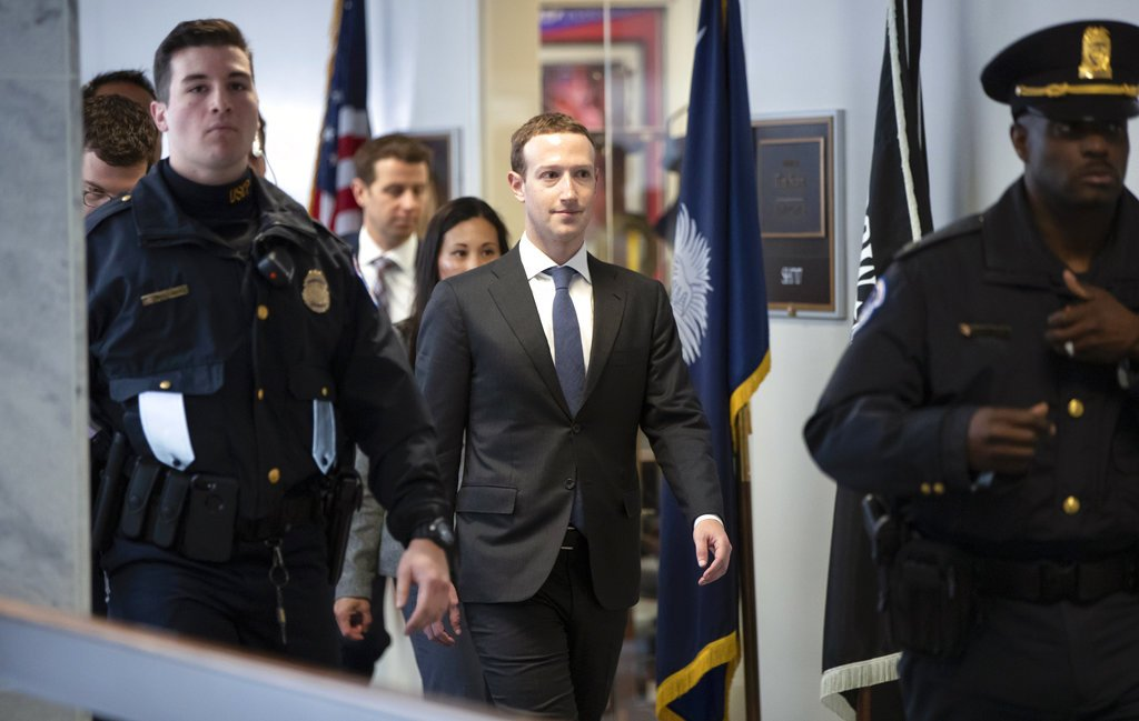 Datagate, Zuckerberg in audizione a Washington