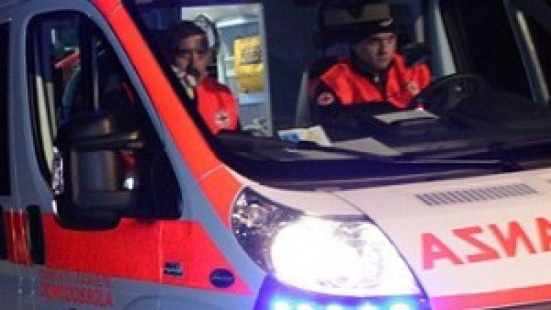Caserta, 25enne muore fulminato da palo della luce