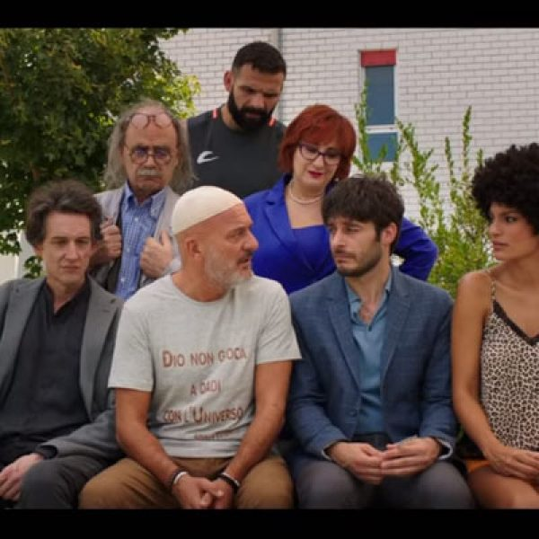 Lino Guanciale e Claudio Bisio al cinema con