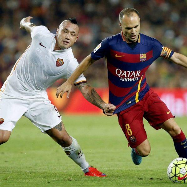Champions League, i risultati dei quarti di finale: la Roma crolla a Barcellona