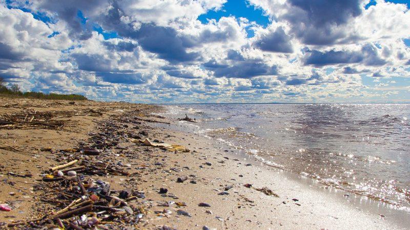 I nostri mari stanno soffocando sotto una montagna di plastica