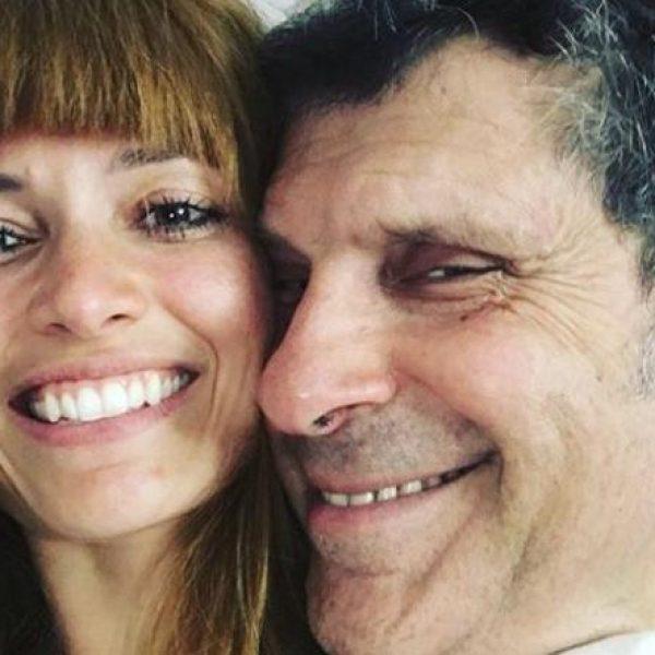 Fabrizio Frizzi, la dedica della moglie di Carlo Conti a Carlotta