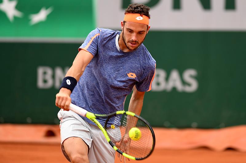 ATP Budapest, il palermitano Cecchinato in finale. Battuto Seppi
