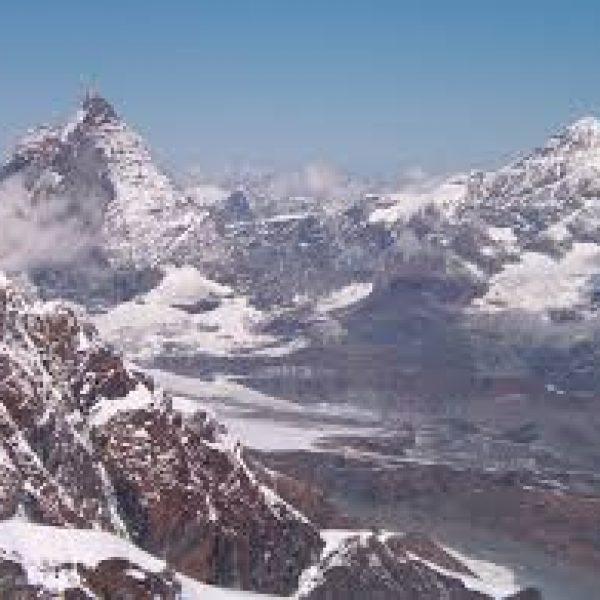 Valle d'Aosta, magnate tedesco scomparso sul Cervino