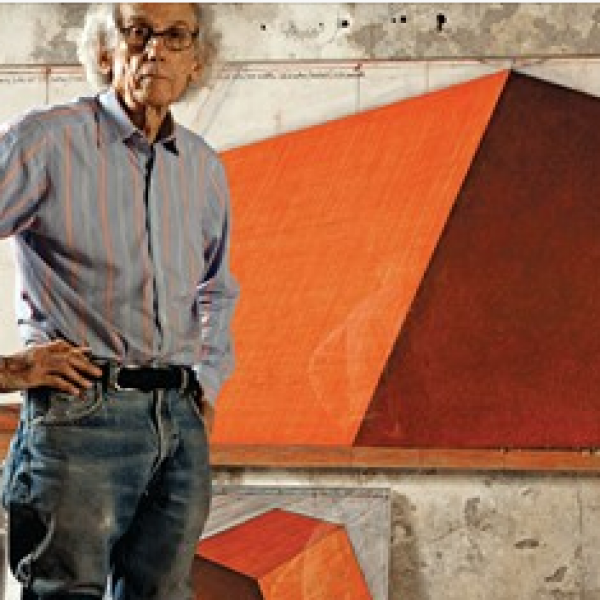 Londra, Christo torna a galleggiare sulle acque con 'The Mastaba'