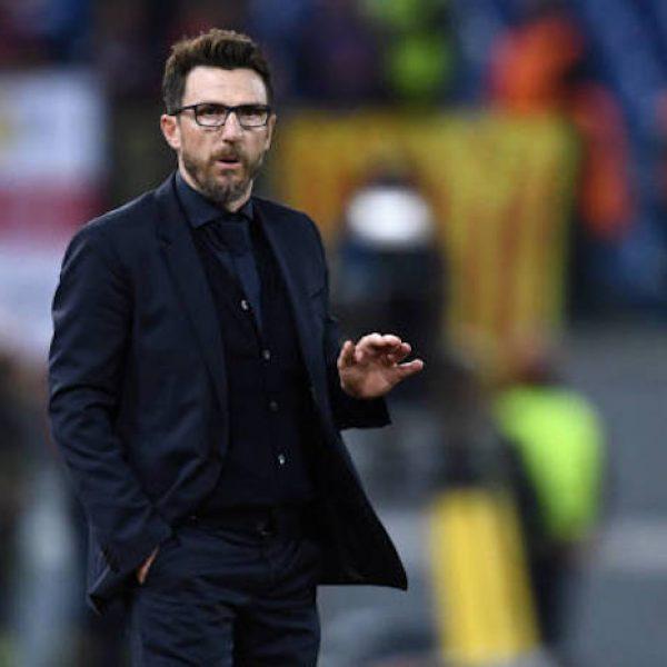 Roma-Barcellona 3 - 0, il capolavoro tattico di Di Francesco