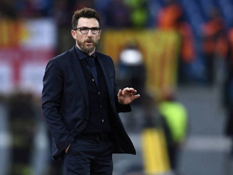 Di Francesco Roma Balotelli