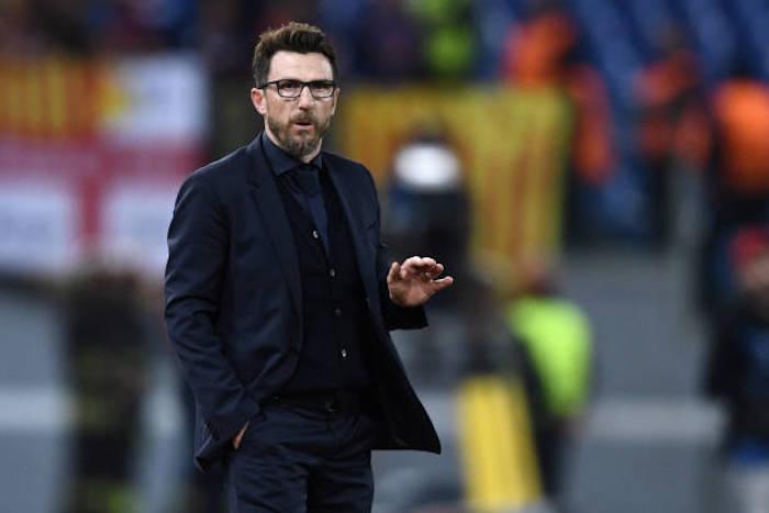 Roma, Di Francesco rinnova: contratto fino al 2020