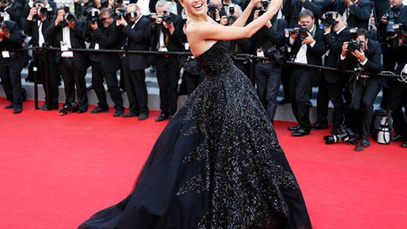 Cannes 2018, divieto di selfie sul red carpet