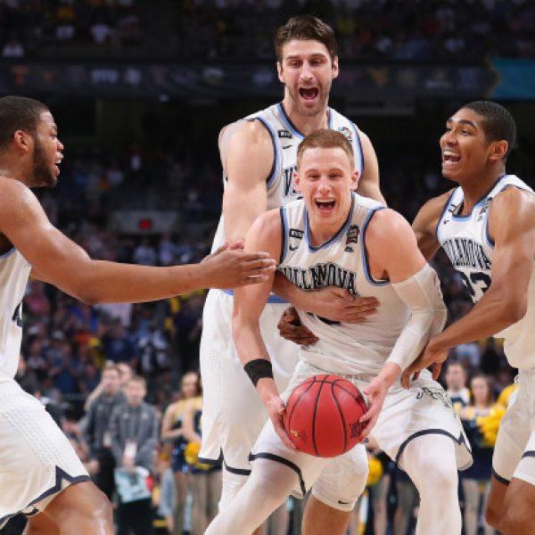 NCAA, il titolo va a Villanova. Protagonista l'italoamericano DiVincenzo