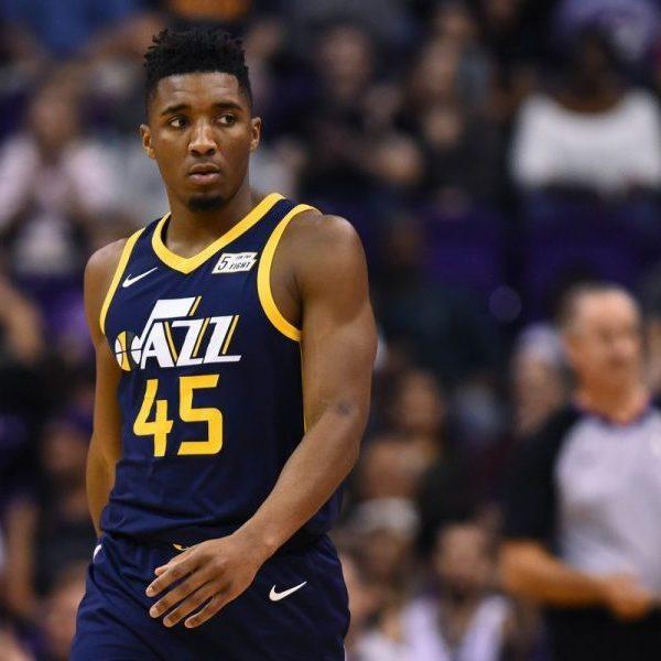 NBA, Jazz ai playoff grazie a un super Mitchell. Quattro posti da assegnare