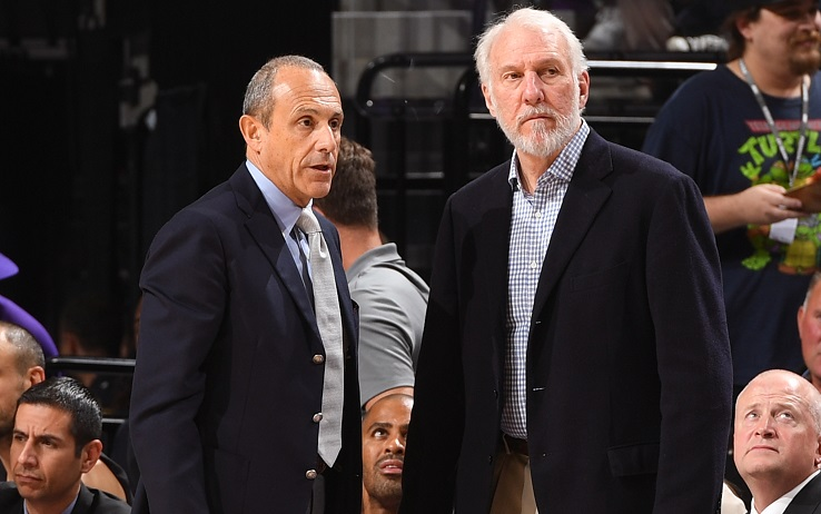 NBA, Ettore Messina verso la panchina degli Charlotte Hornets