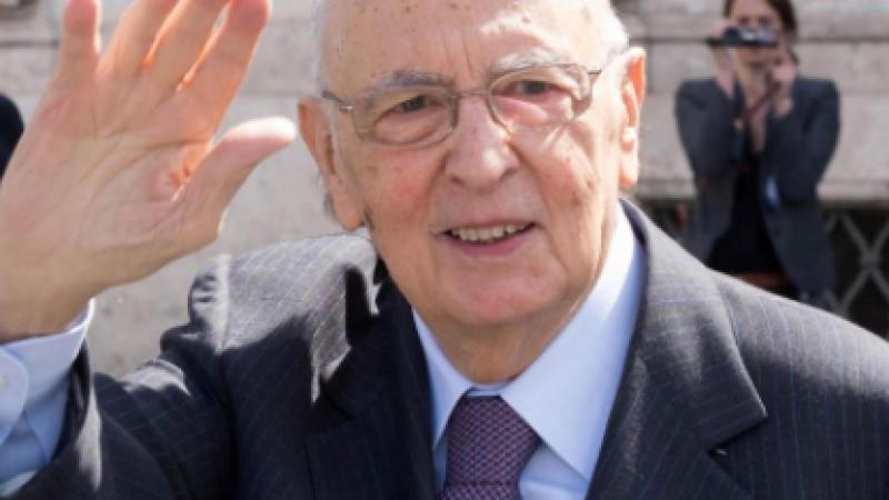 Giorgio Napolitano dimesso dall'ospedale