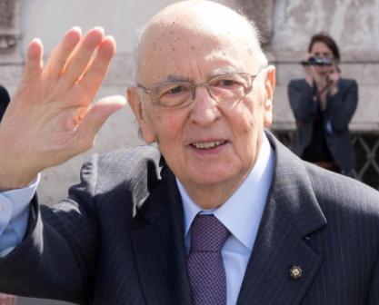 """Napolitano migliora, """"il recupero va oltre le previsioni"""""""