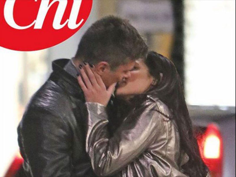 Nuovo amore per Fabio Fulco che bacia una modella napoletana