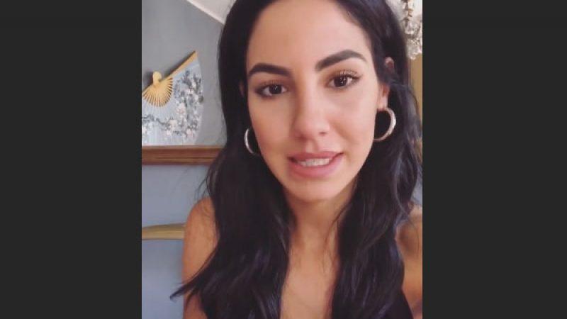 """Gossip, Giulia De Lellis su Instagram: """"Io e Andrea ci siamo lasciati"""""""